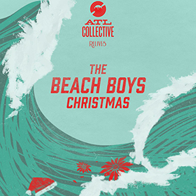 image courtesy of roswell cultural arts center - Beach Boys Christmas Album