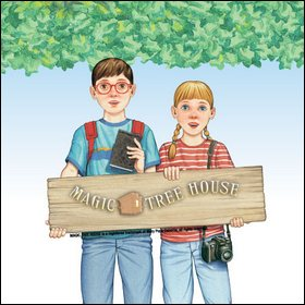 Jack and annie magic tree house