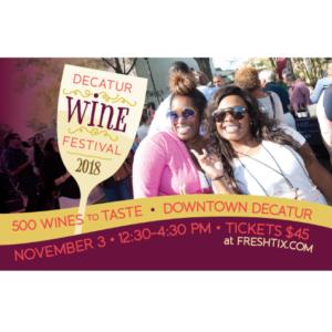 Decatur Wine