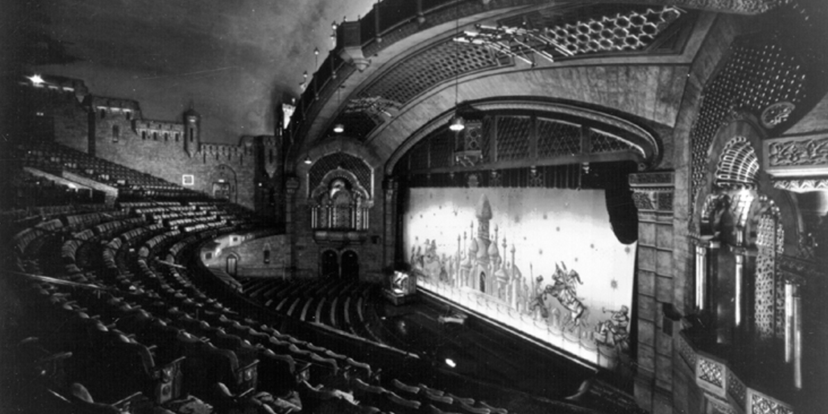 fox theatre haunted
