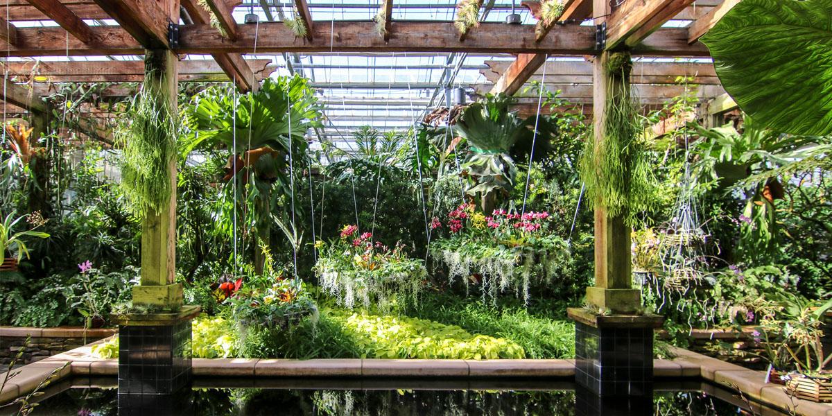 Atlanta ranks ninth as best botanical garden in the us for Atlanta botanical garden upcoming events