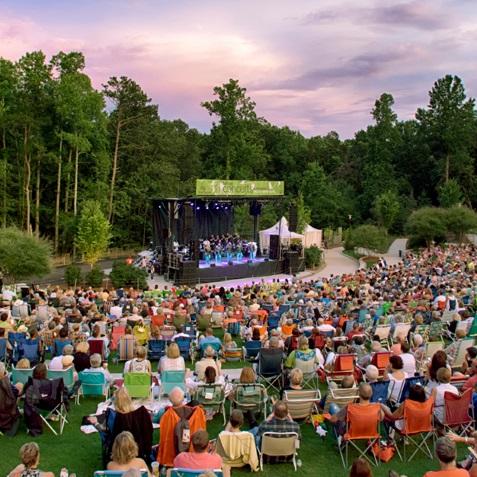 concerts in the garden - Gainesville Botanical Garden