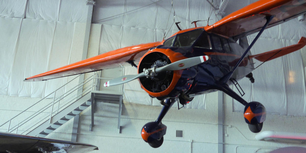The Delta Flight museum sets itself apart from other Atlanta museums by getting visitors up close with real-life airplanes.