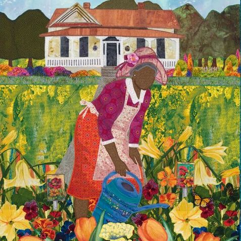 Phyllis Stephens: Story Quilts | Atlanta PlanIt : quilts by phyllis - Adamdwight.com