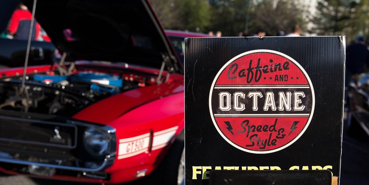 How Caffeine And Octane Became The Largest Car Show In The US - Caffeine and octane car show schedule