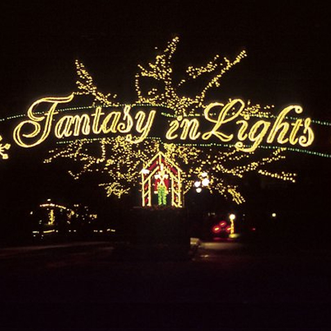 Callaway Gardens Christmas Lights.Fantasy In Lights Atlanta Planit