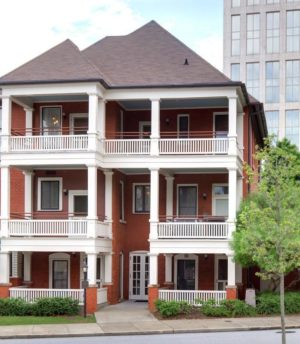 "Margaret Mitchell House is where ""Gone With The Wind"" was written."