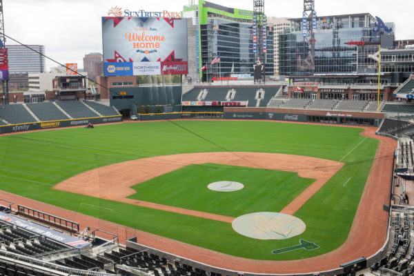 SunTrust Park hosts a special summer bash this Labor Day weekend. Photo by Ian Palmer.