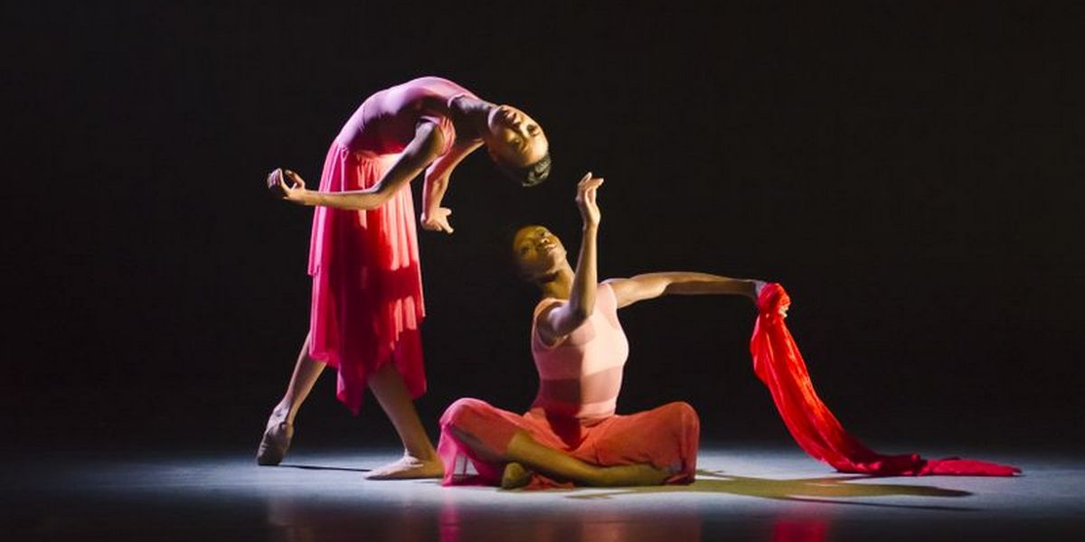 Ailey II comes to Atlanta on Oct. 21.
