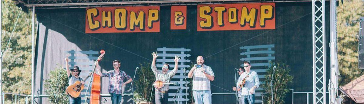 Chomp & Stomp takes place November 4.