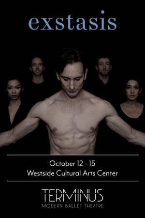 """exstasis"" hits the stage Oct. 12-15."