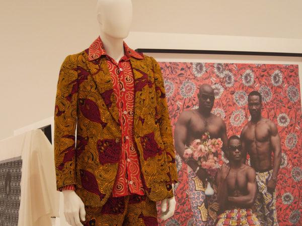 Making Africa jacket