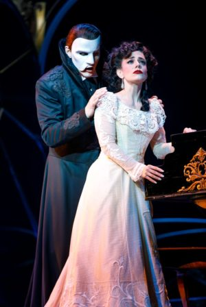 """Love Never Dies"" is an Andrew Lloyd Webber musical."