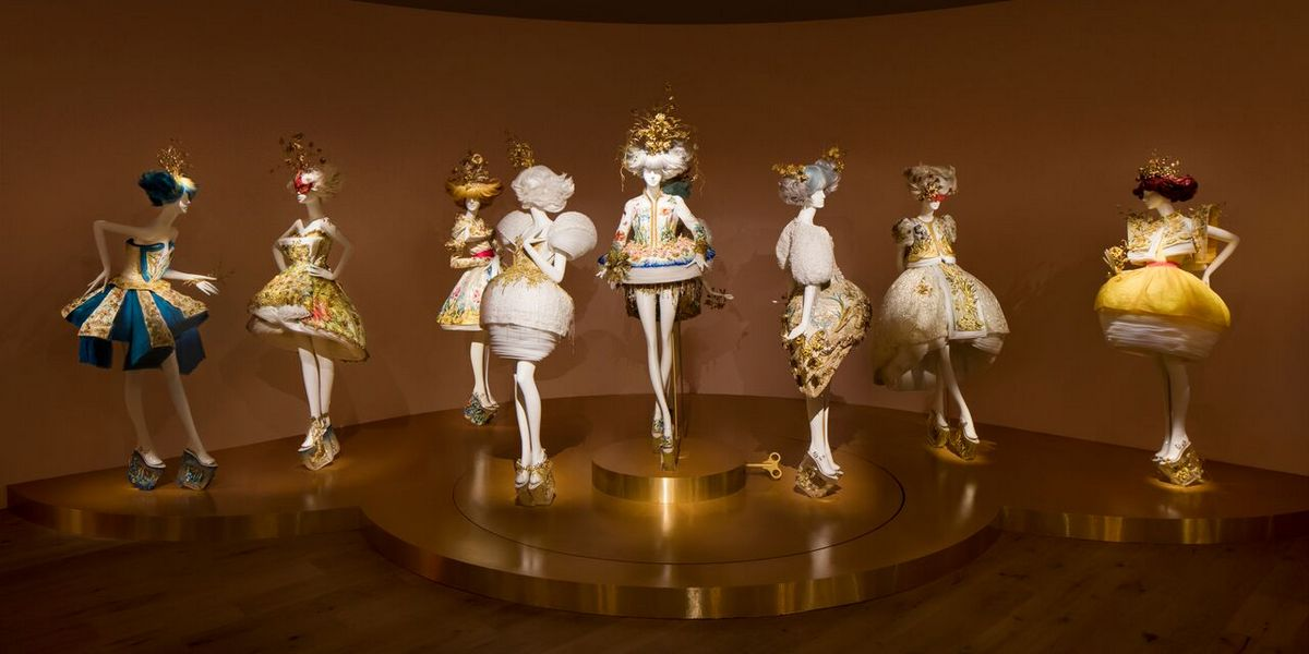 """Guo Pei: Couture Beyond"" is on view through March 4, 2018."