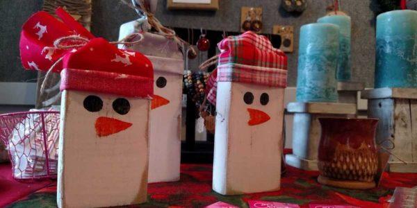 "The Art Station - Big Shanty presents ""Gift Box Holiday Market."""