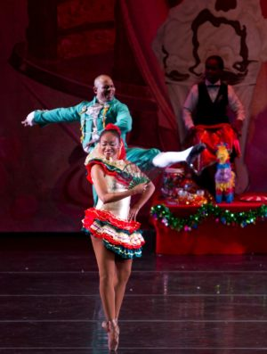"Ballethnic offers a full length and shortened versions of ""The Nutcracker""."