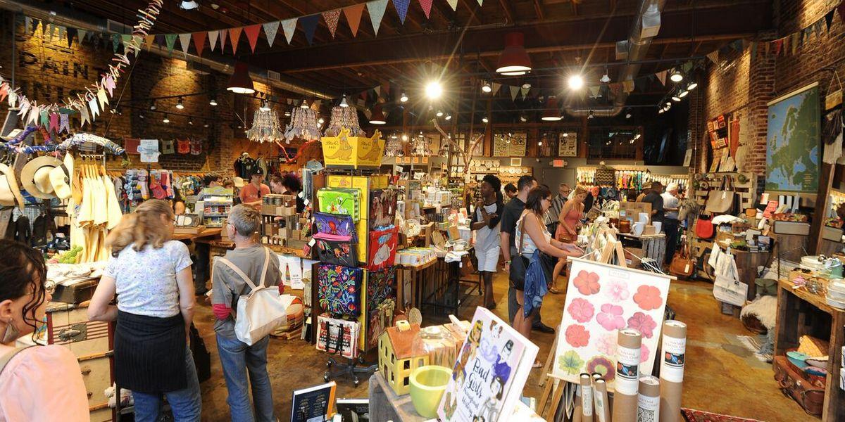 The Decatur Wine Festival ArtWalk is November 3.