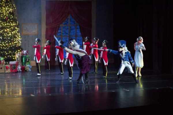 "There are several productions of ""The Nutcracker"" to see in Atlanta each year."
