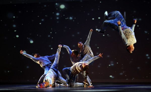 """The Hip-Hop Nutcracker"" is a touring show that is produced across the United States."