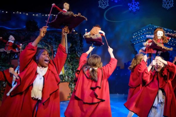 """Madeline's Christmas"" is at Horizon Theatre."
