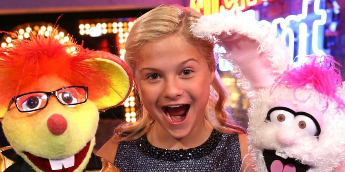 Darci Lynne Farmer comes to the Cobb Energy Performing Arts Center on January 13.