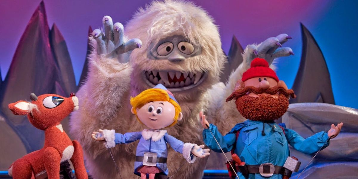 """""""Rudolph the Red-Nosed Reindeer"""" is on stage through Dec. 31."""