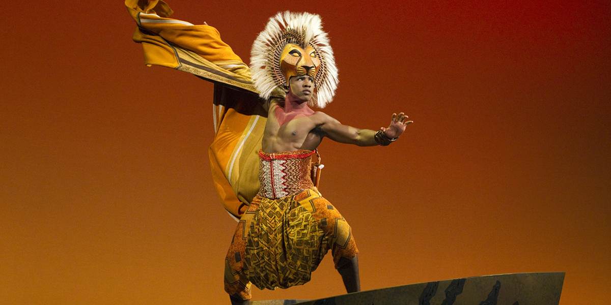 """The Lion King"" is coming to Atlanta's Fox Theatre this January. Photo courtesy of Broadway in Atlanta."