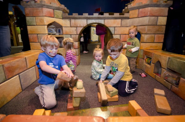 "Children's Museum of Atlanta will host a free day for Fulton county residents for the opening of ""The Amazing Castle"" on June 9."