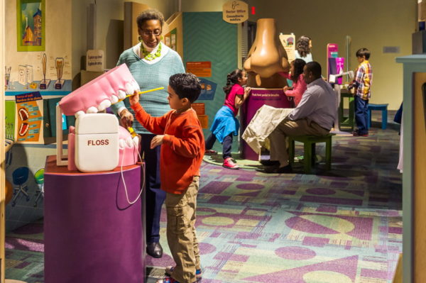Children's Museum of Atlanta has two more Target Free Second Tuesdays on Feb. 13 and March 13.