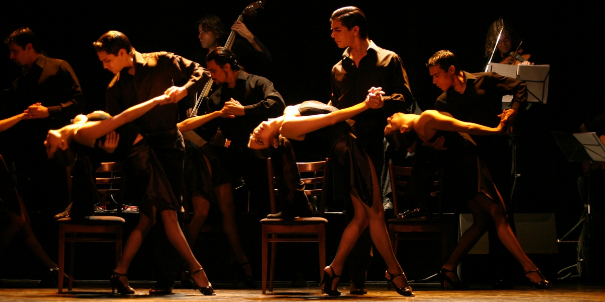 """Tango Fire"" features The Tango Fire Dance Company of Buenos Aires."