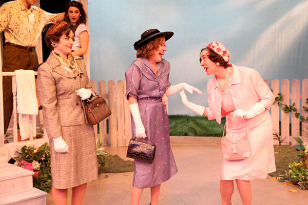 "Stage Door Players presents ""Picnic."""