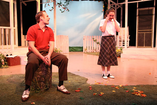 """""""Picnic"""" is presented by Stage Door Players."""