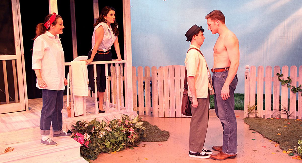 """Picnic"" by Stage Door Players is on stage through Feb. 18."