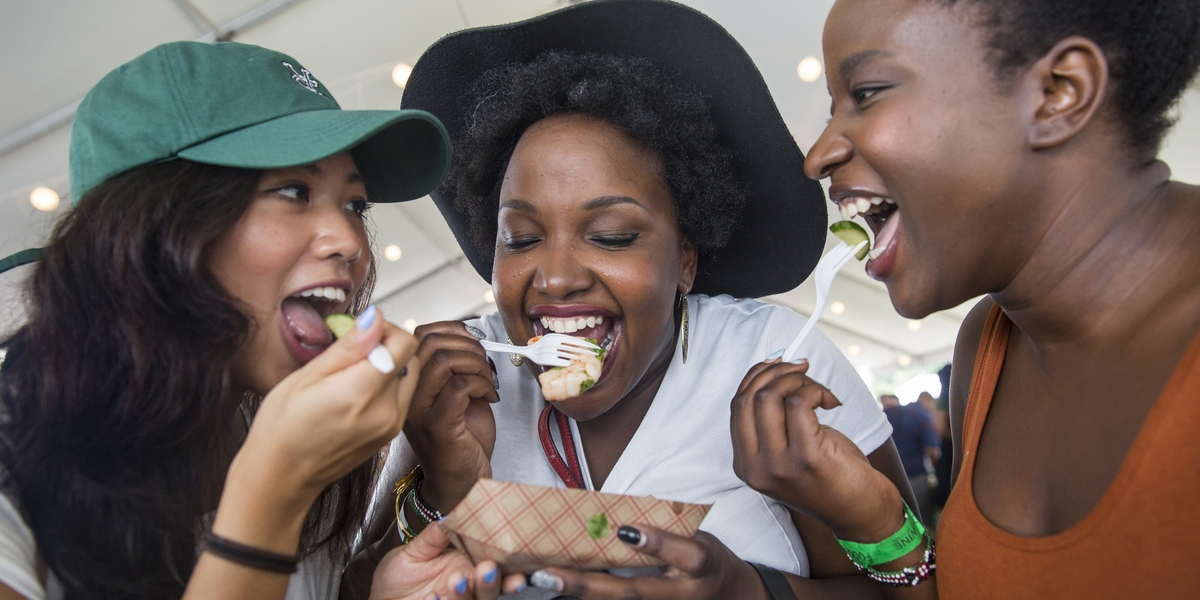 The Atlanta Food & Wine Festival takes place May 31 through June 3.