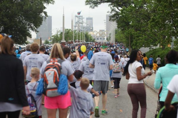 On Sunday, April 29 the Autism Speaks Georgia Chapter is holiding its 14th annual Autism Speaks Atlanta Walk.