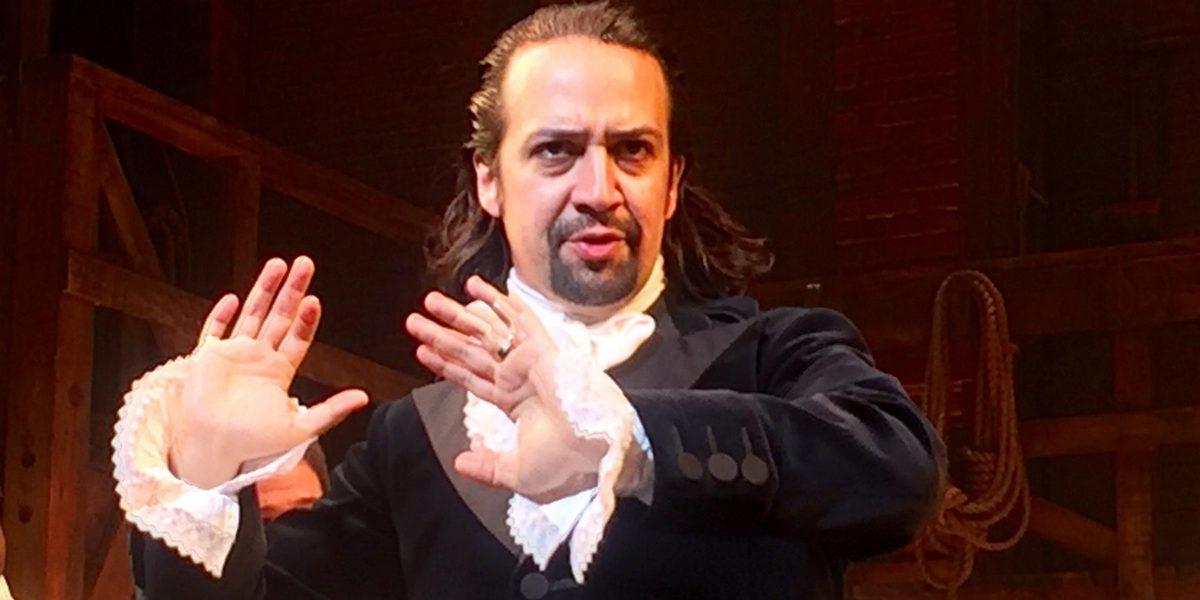 """Hamilton"" makes its way to Atlanta for a May 22 to June 10 run at the Fox Theatre."