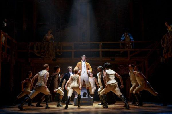 """Hamilton"" is at the Fox Theatre in Atlanta May 22 through June 10."