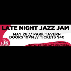 Late Night Jazz Jam