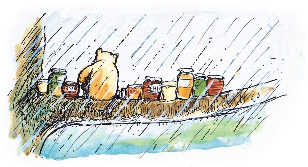 """Winnie-the-Pooh: Exploring a Classic"" is at the High Museum of Art from June 3 through Sept. 2."
