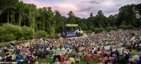 6 local music series to check out this summer atlanta planit for Botanical gardens concert series
