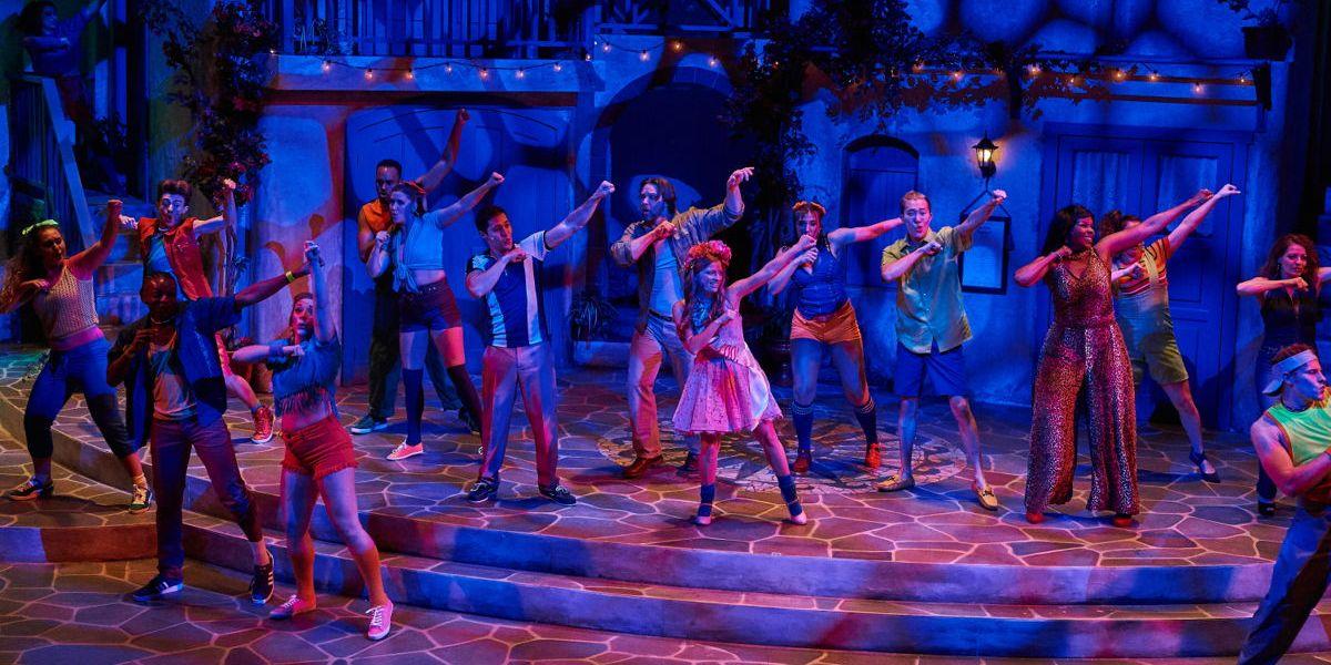 """Mamma Mia!"" runs through June 24."