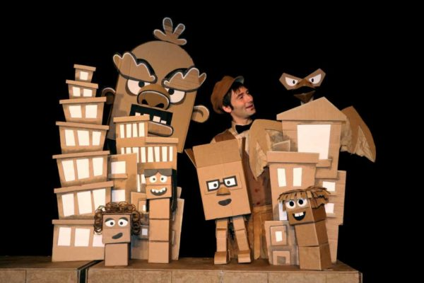 Roswell's Summer Puppet Series runs through July 21 with a different show each week.
