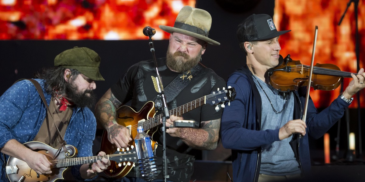 See Zac Brown Band at SunTrust Park on June 30.