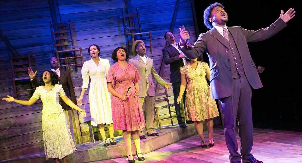 """The Color Purple"" runs through July 29 at Actor's Express in West Midtown."