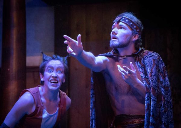 """A Midsummer Night's Dream"" runs through July 29 at Shakespeare Tavern Playhouse."