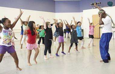 Atlanta Ballet hosts its seventh annual Healthy Living Day on Aug. 26.