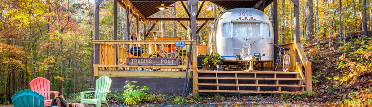Enjoy The Outdoors In Style With These 4 Ways To Go Glamping