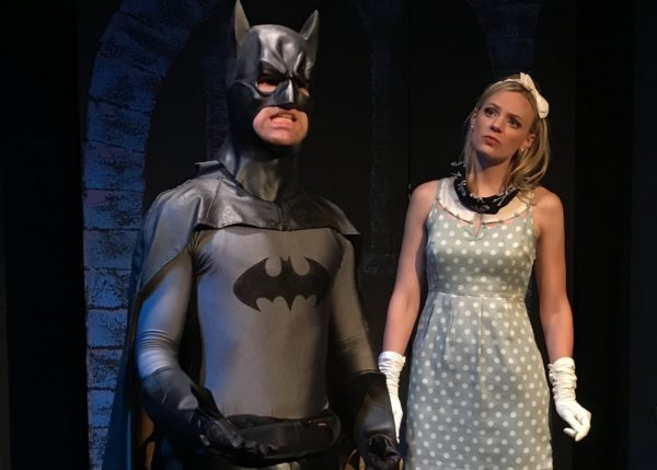 """Bat Hamlet"" runs Aug. 10 through 25 at Out of Box Theatre."