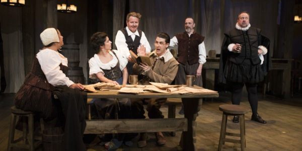 """The Book of Will"" runs at Theatrical Outfit through September 9."