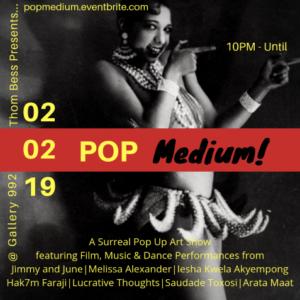 Pop Medium
